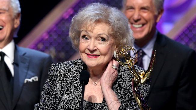 Twitter Begs 2016 to Leave Betty White Alone