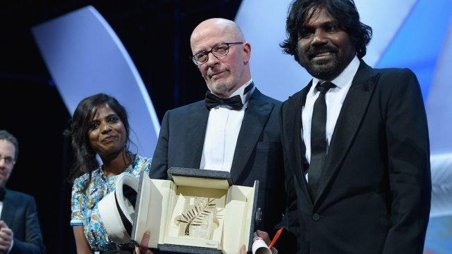 "Cannes Ends in a Shocker: ""Dheepan"" Wins Palme d'Or"