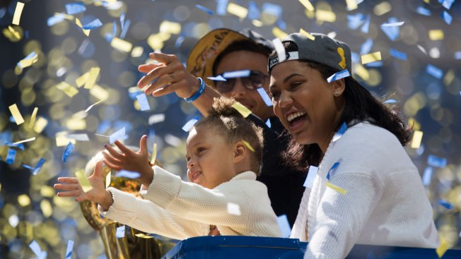 Riley Curry Makes Her Modeling Debut
