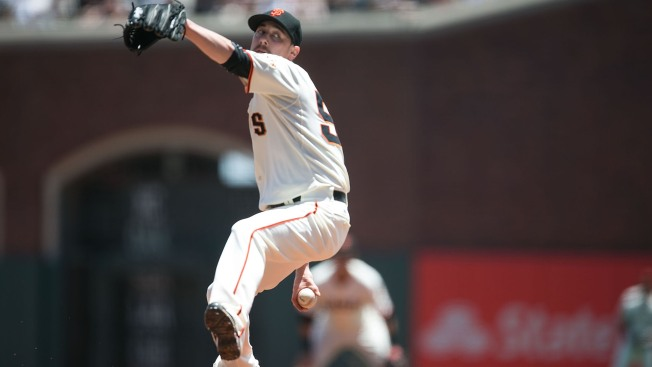 Lincecum Finalizing Deal With Angels, Giants Out