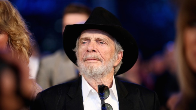 Music Stars Pay Tribute to Merle Haggard