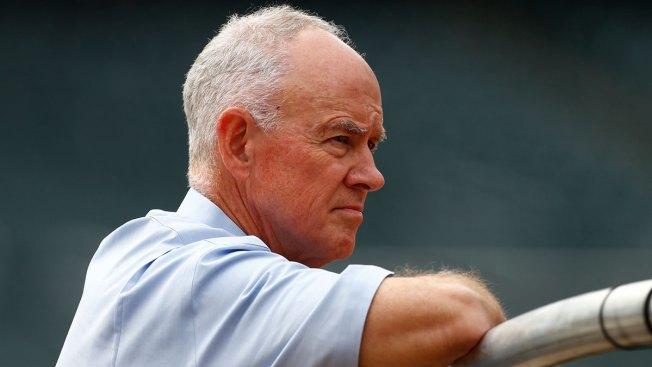 Alderson Hired as A's Senior Adviser in Baseball Operations
