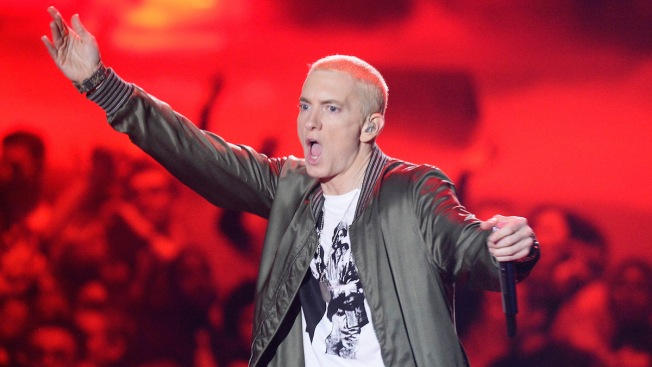 Eminem Returns With Surprise Political Rap 'Campaign Speech' and Teases New Album