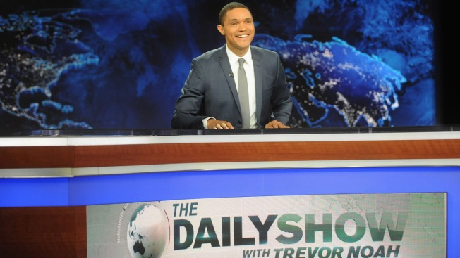 'Daily Show' Experiences Blackout During Immigration Ban Discussion