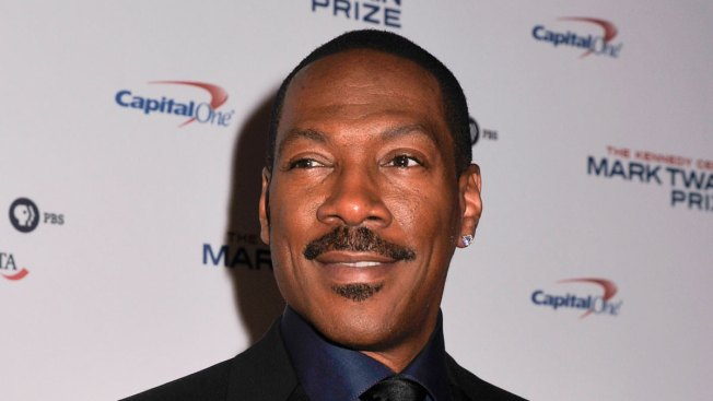 Eddie Murphy Makes Fun of Bill Cosby During 1st Stand-Up Routine in 28 Years