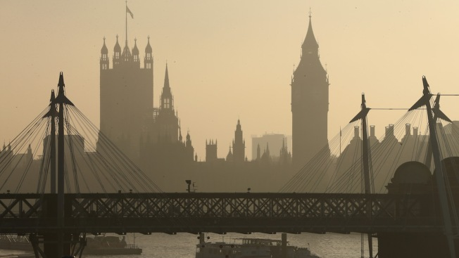 'Pigeon Patrol' Takes Flight to Monitor London's Air Quality