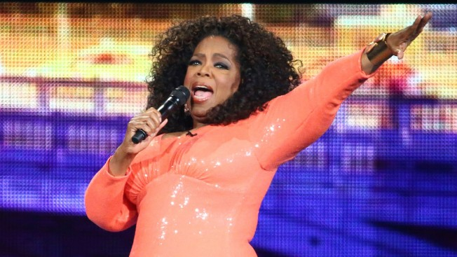 Oprah Winfrey Writing Inspirational Memoir, Starting Imprint