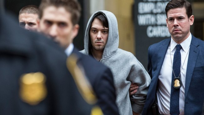 South San Francisco's KaloBios Fires Pharma CEO Martin Shkreli