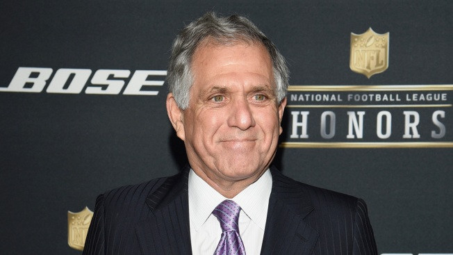 CBS CEO Les Moonves Silent on Sexual Misconduct Accusations in First Public Statements