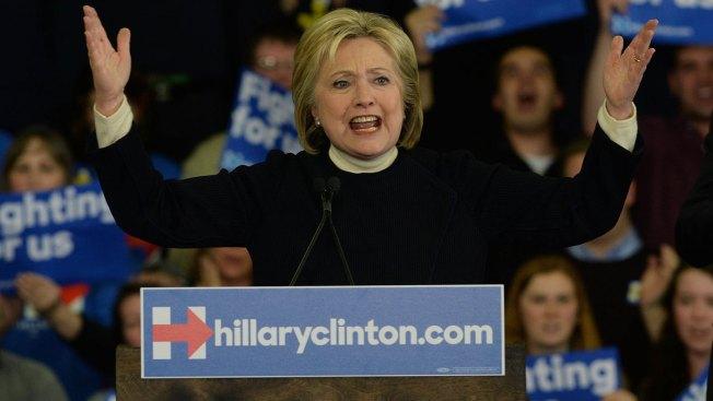 Hillary Clinton Posts 11-Point Tweet Blast on Supreme Court
