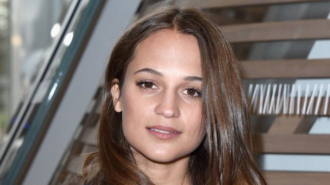 Alicia Vikander to Star as Lara Croft in New 'Tomb Raider' Movie