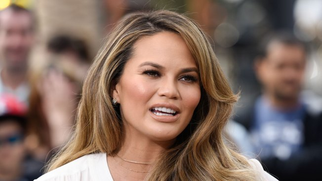 Chrissy Teigen Shares First Photo of Newborn Daughter Luna