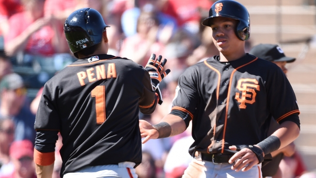 San Francisco Giants Beat Colorado Rockies 10-4