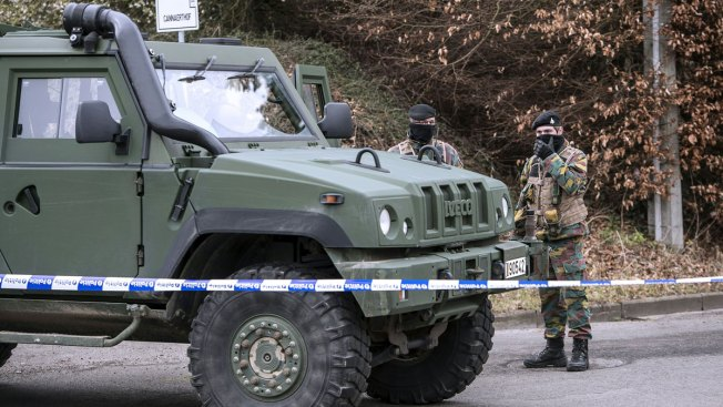 Belgium Town Search Linked to French Terror Suspect