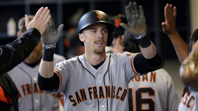 Giants Trade Matt Duffy to Rays for Matt Moore: Source