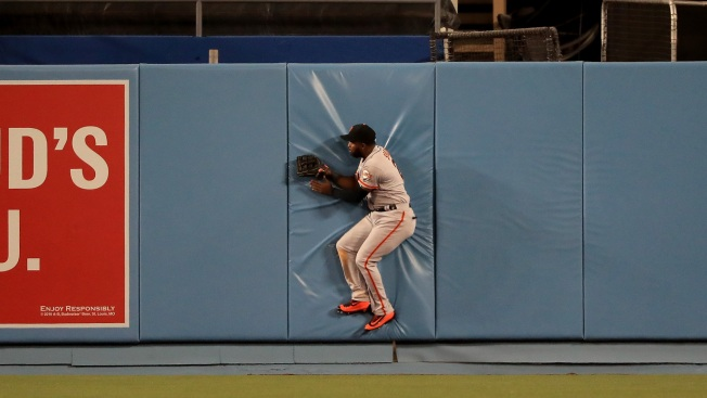 Giants Hang On After Cueto Dominates Dodgers