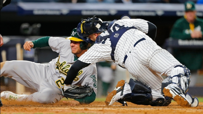 Graveman K's Career-High, A's Win Fourth Straight