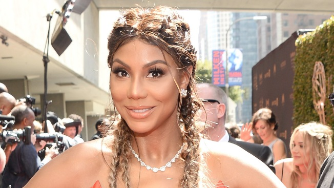 Tamar Braxton Gets New Talk Show Deal From Steve Harvey and Opens Up About Exit From 'The Real'