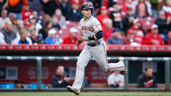Samardzija Shreds Reds Over Eight Innings, Giants Win 3-1