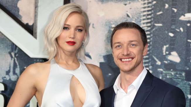'X-Men: Apocalypse' Packs a Punch for Jennifer Lawrence and James McAvoy