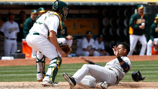 Manaea Tagged For Five, A's Offense Slowed in Loss to Yankees