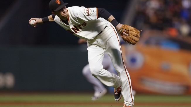 For Giants' Homegrown Infield, It 'Kind of Sucks' to Lose Duffy