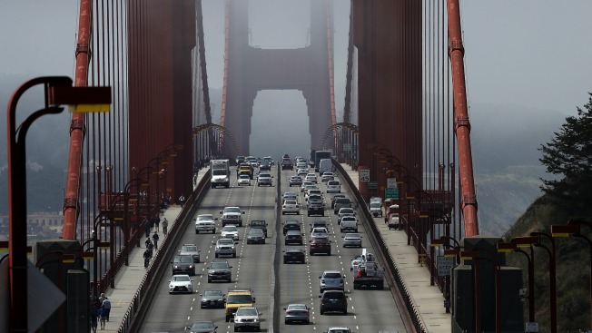 Anti-Marxist Protest Planned For Golden Gate Bridge Appears to Be Hoax