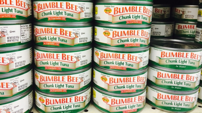 Bumble Bee Recalls Cans of Tuna Over Spoilage Concerns