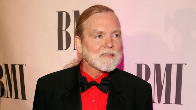 Gregg Allman of The Allman Brothers has passed away