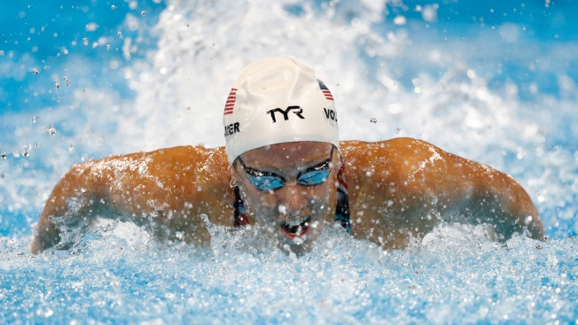 Cal Grad Dana Vollmer Wins Bronze in 100m Butterfly at Rio Olympics