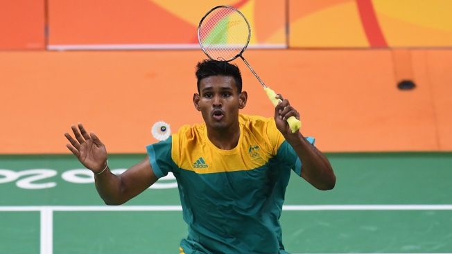 After Loss, Australian Badminton Player Bows Out of Rio With Olympic-Sized McDonald's Feast