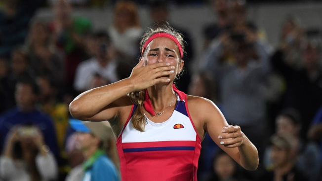 Monica Puig Wins Puerto Rico's 1st Olympic Gold