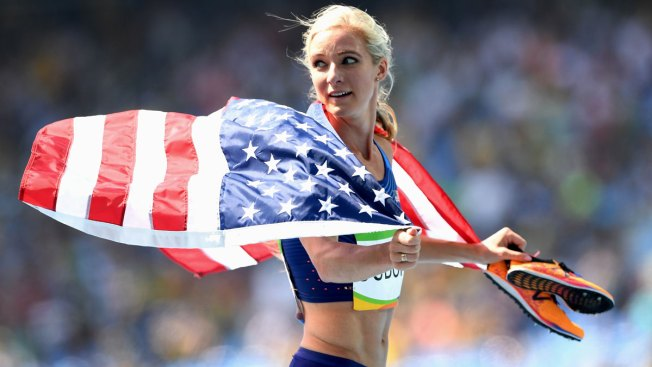 USA's Emma Coburn Wins Bronze in 3000m Steeplechase