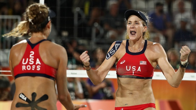 'I'm a Big Girl': Kerri Walsh Jennings Reflects on Bronze Medal Finish