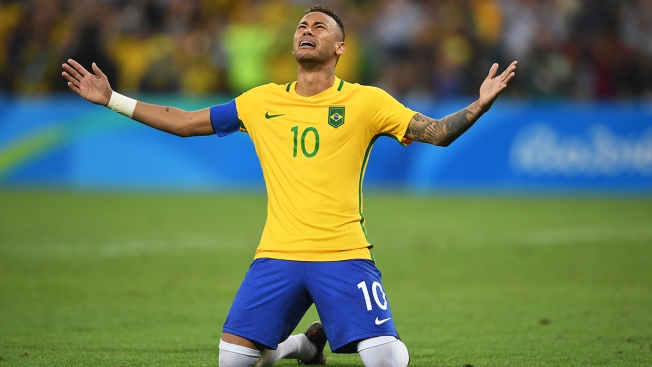In Olympic Grudge Match, Brazil Beats Germany to Win Historic Men's Soccer Gold