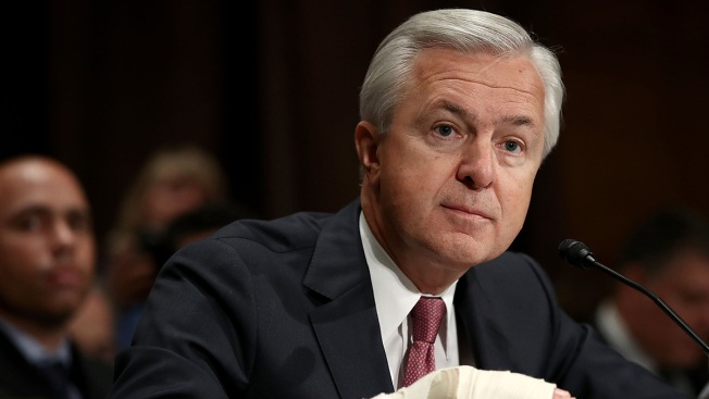 Wells Fargo CEO John Stumpf Retires Amid Fake Accounts Scandal