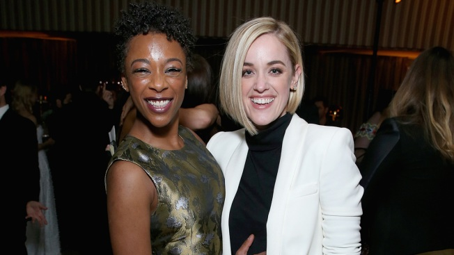 Actress, Producer-Writer of 'Orange Is the New Black' Marry