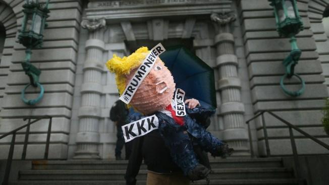 Mocking 'Adopt-a-Nazi' Fundraiser Nets $60K Ahead of San Francisco Rally