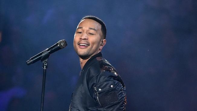 John Legend Surprises Commuters With Piano Performance in London