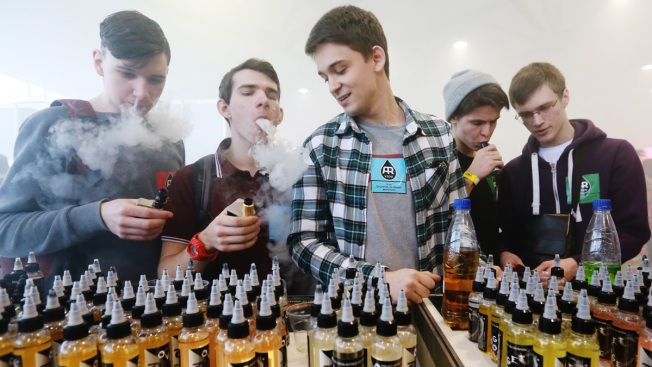 Fewer Teens Are Vaping and Smoking, CDC Survey Finds