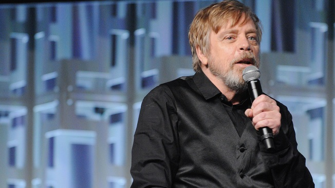 Mark Hamill eager to play George Lucas in future biopic