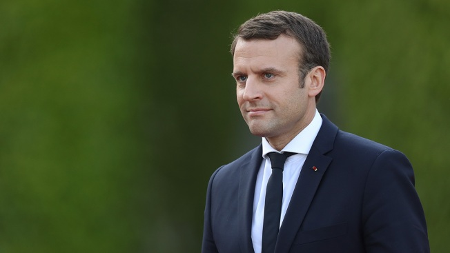 French President Macron Targets 'Make Our Planet Great Again' Site at US Scientists
