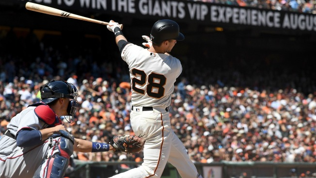 Giants Offense Comes Alive, Pours It on in Much-Needed Win Over Twins