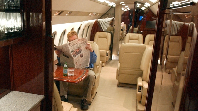 Texas Law Firm Buys $3 Million Private Jet to Fly Lawyers to Bay Area and Circumvent Outrageous Local Living Costs