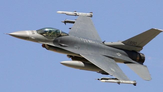 Military Plane Crashes in Arizona During Training Mission