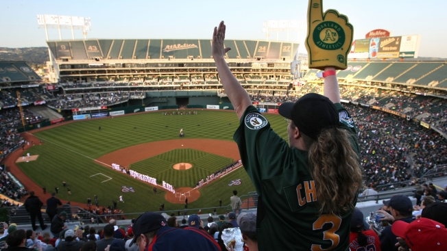 Oakland A's Vow to Charge Giants Fans More for Coliseum Parking