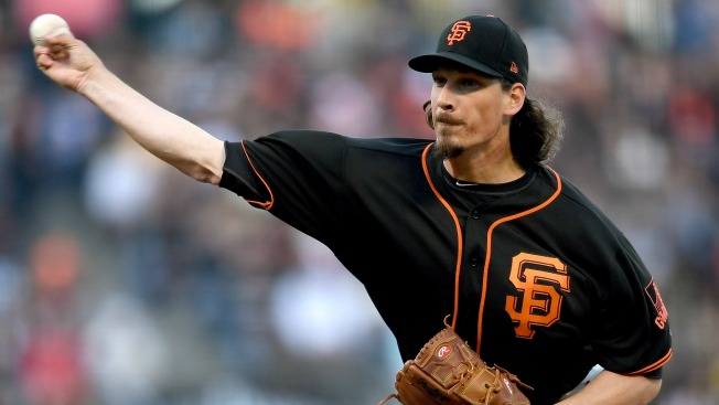 Giants Come Up Short Against Marlins