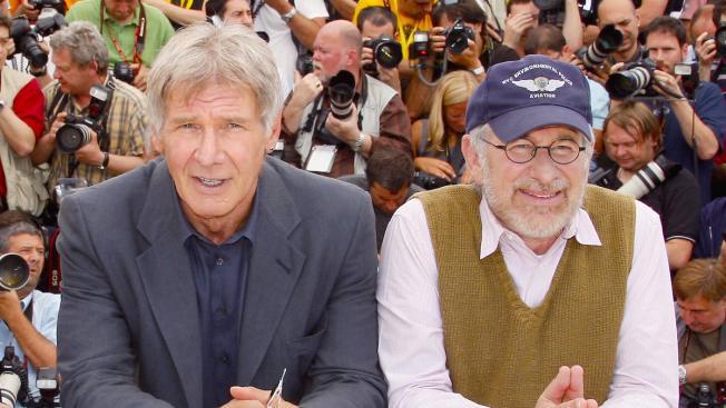 Harrison Ford, Steven Spielberg Returning for Indiana Jones Film in 2019
