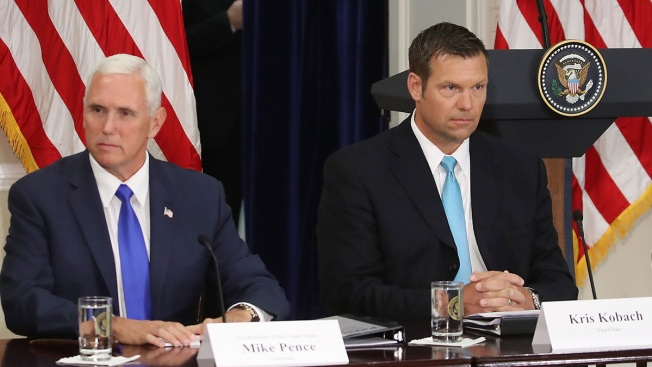 Trump Vote Fraud Commission Could Not Be More Divided