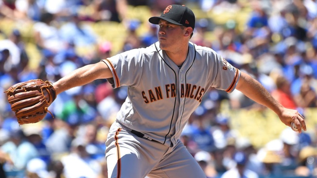 Instant Analysis: Five Takeaways From Giants' 2-1 Loss to Dodgers